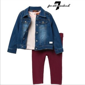 7 For All Mankind 3pc Set